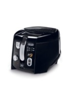 DeLonghi D28313UXBK Roto Deep Fryer Individual Pieces Cookware - Black