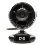 HP EW193AA VGA Desktop Webcam