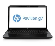 """HP Sparkling Black 17.3"""" Pavilion G7-2270US Laptop PC with Intel Core i3-3110M Processor and Windows 8 Operating System"""