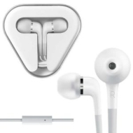 In Ear Earphones With Remote & Mic For iPod Touch 3rd/4th Generation