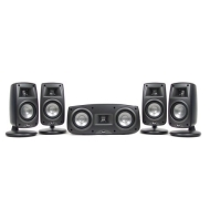 Quintet III 5.0 Speaker System (120 Hz - 23 kHz)