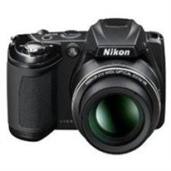Nikon COOLPIX L310 14.1MP Digital Camera with 21x Optical Zoom - Black