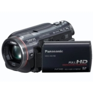 Panasonic HS700 Full HD 1920x1080p (50p) Camcorder With 3MOS Sensor, 240GB HDD, SD Card Recording and Manual Control Ring - Black