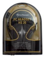 Sharkoon PC Headset HS20