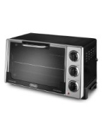 DeLonghi Convection Toaster Oven Appliances Cookware - Silver