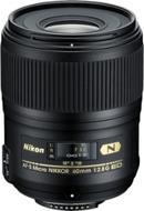 Nikon 60 / 2,8D Micro
