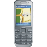 Nokia E52 business smartphone
