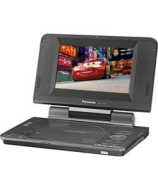 Panasonic DVDS70 7 Inch Portable DVD Player