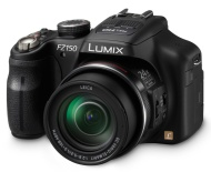 Panasonic Lumix FZ150 digital camera