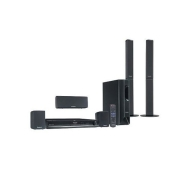 Panasonic 1000-Watts 5.1 Channel 3D Blu-ray Home Theatre System (SCBTT190K)