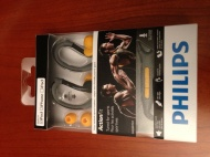 Philips - Clip-On Sport Headset SHQ3017GY/28