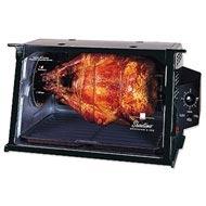 Ronco Showtime Pro Rotisserie BBQ Oven (Black)