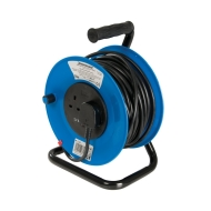 Silverline 303754 13 Amp 25 Metre Cable Reel