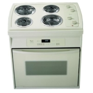 : RS675PXG 30'' Drop-In Electric Range with AccuBake System & EZ-Touch 300 Electronic Contr