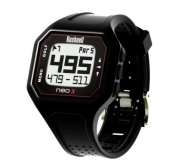 Bushnell Neo X GPS Golf Rangefinder Watch Black 368500 Preloaded NeoX Neo-X