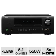 5.1-Channel DVD Home Theater