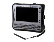 Panasonic Toughbook CF-U1 - Notebook - Atom Z530 14,2-cm-Display