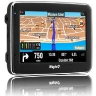 "WayteQ x850 Drive Sat Nav - 4,3"", full EU"