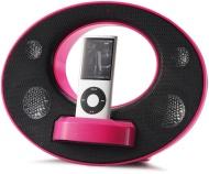 iCanister MP3/iPod Water-Resistant Speaker - Black