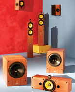 Crystal Acoustics TX-D12 Speaker System
