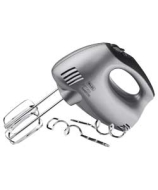 James Martin ZX758X Hand Mixer - Silver