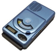 Portable CD / MP3 Player with Built-In USB Port
