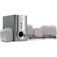SpectroniqTM 5.1ch 300watt Home Theater System