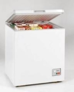Avanti CF142 5.3 cu. ft. Chest Freezer with Easy to Clean Interior