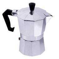 Bene Casa 17720 Aluminum Espresso Maker 3 Cup