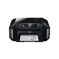 PIXMA MX882 All-in-One Wireless Inkjet Printer (12.5 ipm, 9600x2400 DPI, Color, PC/Mac)