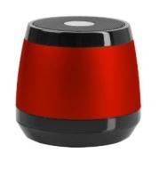 HMDX Jam Bluetooth Portabler Lautsprecher rot