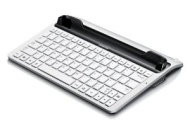 Keyboard Dock for Samsung Galaxy Note 10.1-inch - White