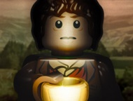 LEGO The Lord of the Rings- Wii