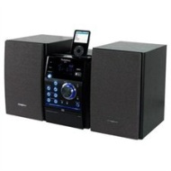 iSymphony M110 Micro Music System with Built-in Universal Dock