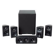 Martin Logan - MLT-1 - 5.1 Speaker System - Black
