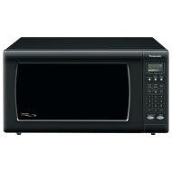 Panasonic NN-SN667B - Microwave oven - freestanding - 34 litres - 1200 W - black