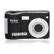 Vivitar 12.1 MP Digital Camera - Black (VT328-BK)