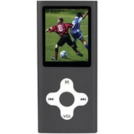 "Eclipse 200 Series 8 GB MP4 Player w/2"" Display (Silver)"