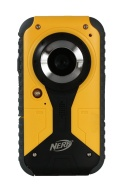 Nerf Pocket Camcorder - Yellow/Black