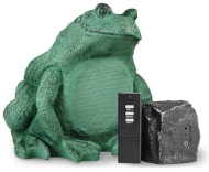 2.4GHz Wireless Outdoor Frog Speaker Pair