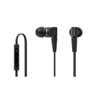 DR-XB22IP Extra Bass In-Ear Stereo Headphones with Mic/Remote