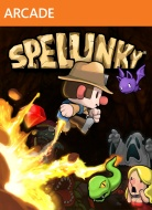 Spelunky- Xbox 360