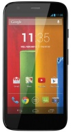 Vodafone Motorola Moto G Pay As You Go Handset - Black