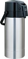 Zojirushi SR-AG38XA Stainless Steel Vacuum Air Pot Beverage Dispenser, 1-Gallon / 3.8-Liter