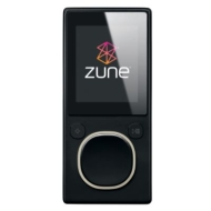 Zune® 8GB Music Player (Red)