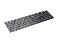 i-rocks KR-6402-BK Black USB Mini Keyboard