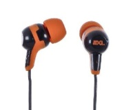2XL 2X-002B Spoke Bounty Hunter In-Ear Headphones -Orange/Black/White Camo)