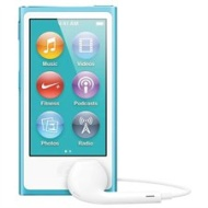 Apple iPod Nano 16GB 7th Generation MP3 Player Pink-MD475LLA