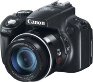 Canon PowerShot 12.1MP/50X Digital Camera