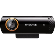Creative Live! Cam Socialize - Web camera - color - audio - USB